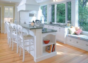 kitchen island ideas with seating, kitchen, chairs